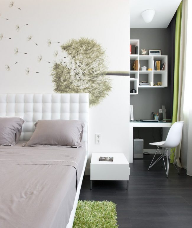 65 habitaciones modernas 2019 y muchas ideas de decoraci n y colores. Black Bedroom Furniture Sets. Home Design Ideas