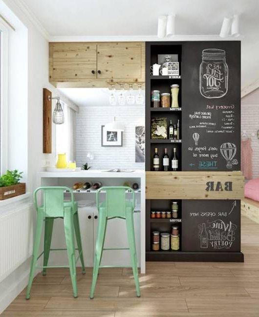 Colores para habitaciones peque as 30 fotos y consejos - Muebles para habitacion pequena ...