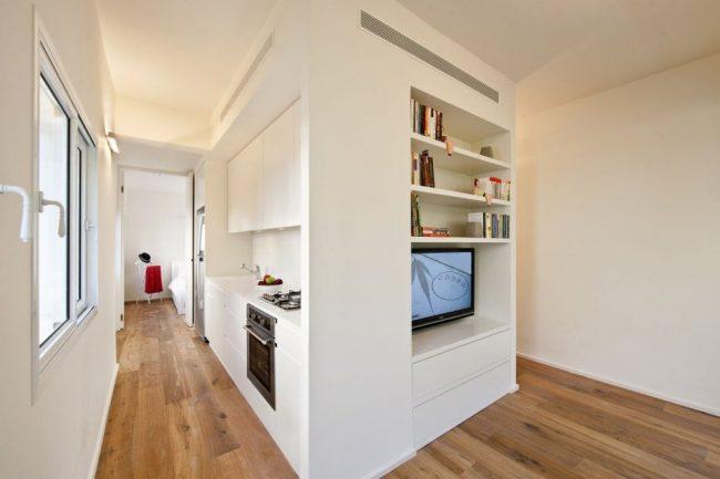 Colores para habitaciones peque as 30 fotos y consejos for Pintura color topo
