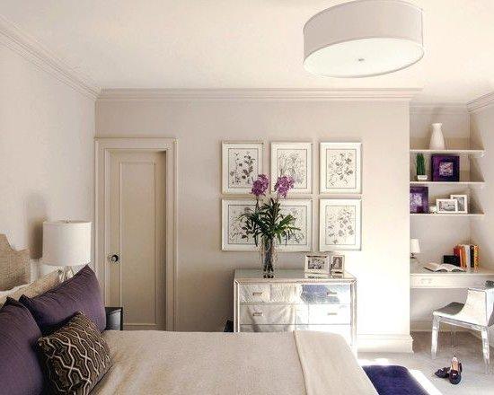 Colores para habitaciones peque as 30 fotos y consejos - Muebles habitacion pequena ...
