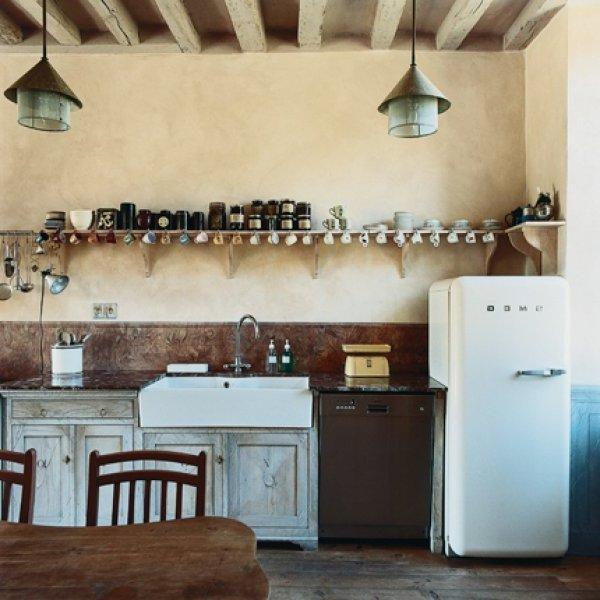Modelos de cocinas 80 fotos e ideas de dise o brico y deco - Modelos de cocinas rusticas ...