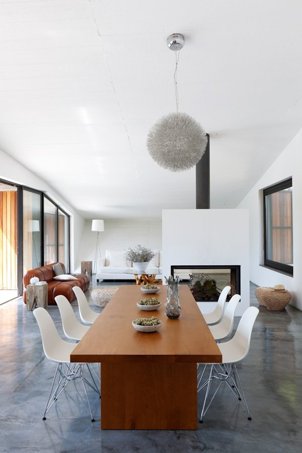 45 Comedores minimalistas diferentes estilos y diseños modernos