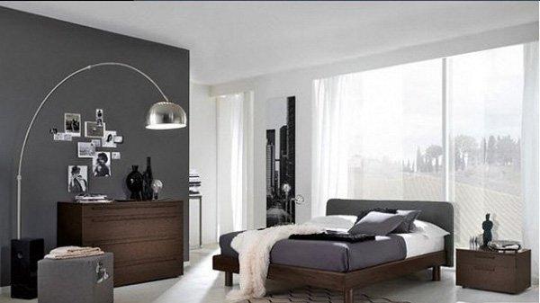 paredes grises 60 fotos y consejos de decoraci n brico y On tonos de grises para pintar paredes