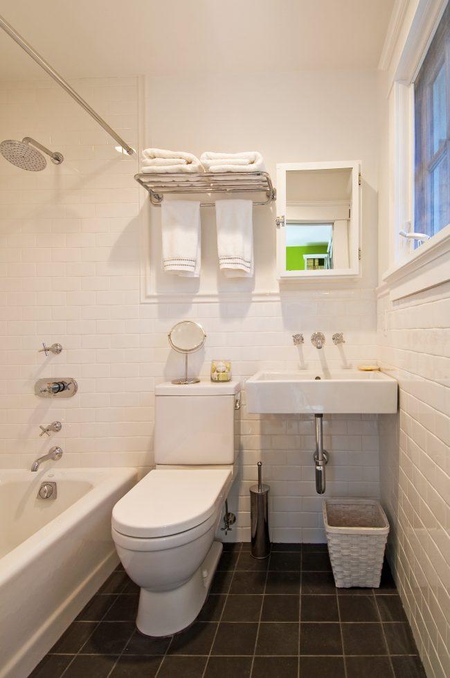 Baños pequeños modernos 50 fotos e ideas contemporáneas | Brico y Deco