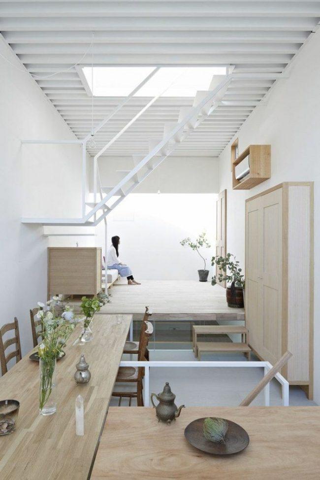 casas japonesas modernas por dentro