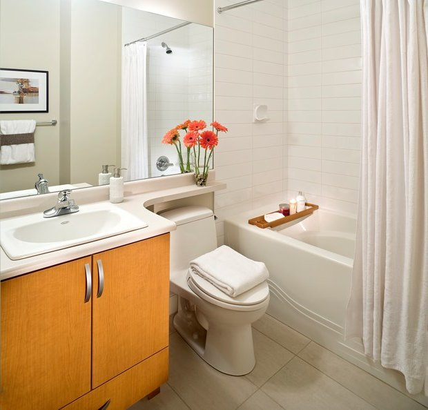 Baños pequeños modernos 50 imágenes e ideas contemporáneas