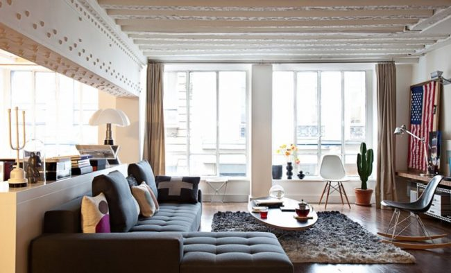 40 salones minimalistas dise os modernos y consejos de for Grado superior decoracion de interiores