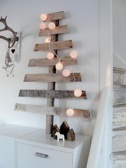 arboles de navidad decorados 2018 2019 80 fotos y tendencias brico y deco. Black Bedroom Furniture Sets. Home Design Ideas