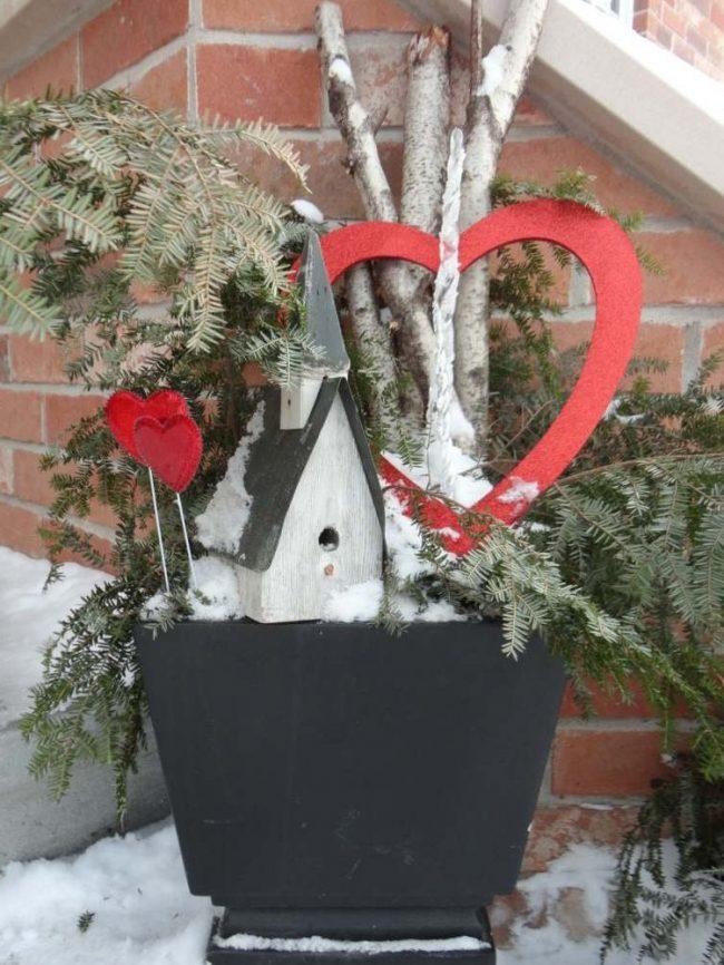 Decoraci N De Navidad Para Jardines Y Patios 40 Fotos E Ideas