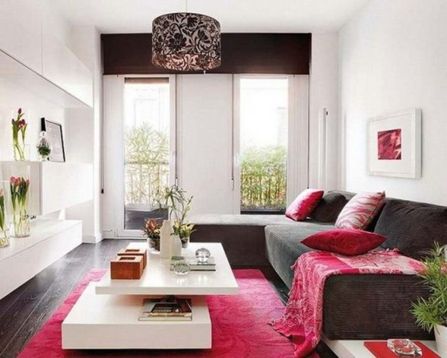 Salones pequeños 30 fotos e ideas para una decoración moderna ...