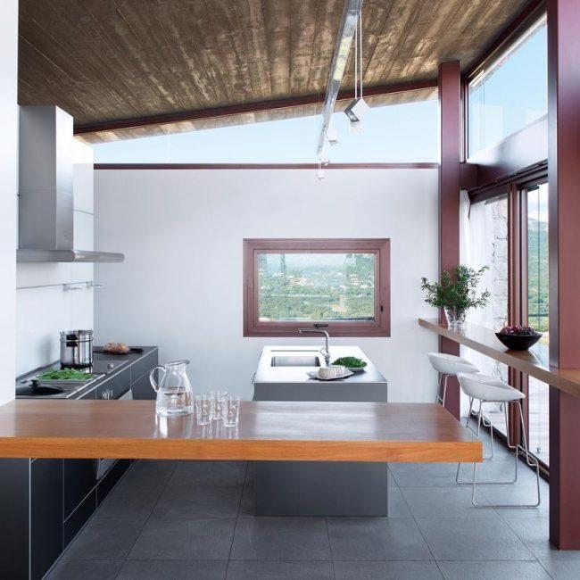 45 Cocinas minimalistas modernas 2019 – imágenes