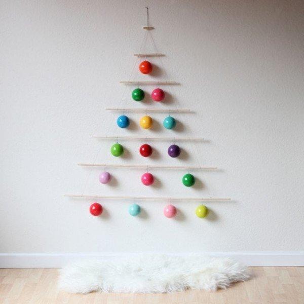 Arboles de Navidad decorados 2018 2019 80 fotos y tendencias | Brico ...