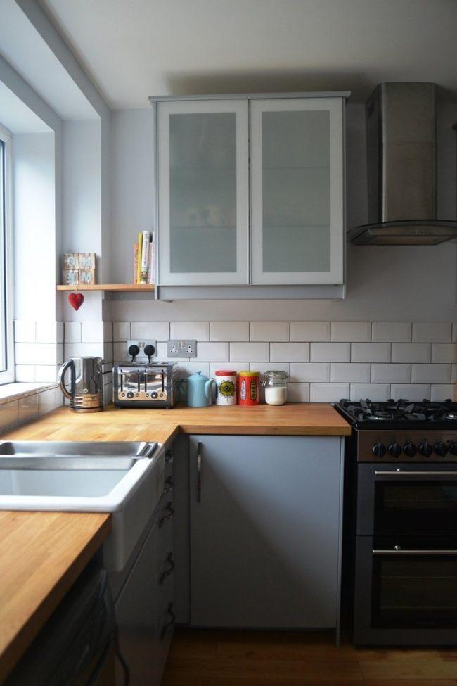 Cocinas grises 40 fotos e ideas modernas y fabulosas | Brico y Deco