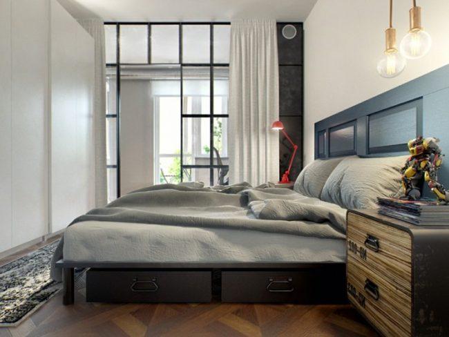 Dormitorios peque os 50 im genes de decoraci n e ideas for Dormitorios pequenos para adultos