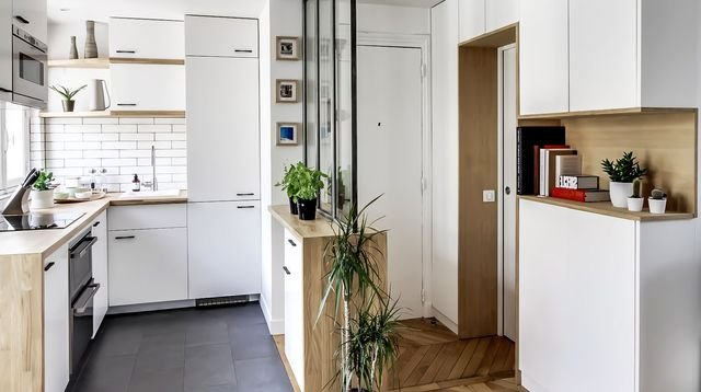 Pisos peque os 40 fotos modernas e ideas de dise o y for Sala de estar segundo piso
