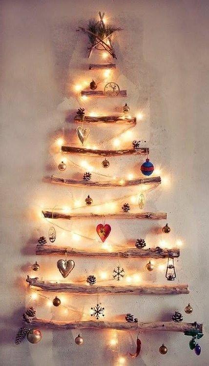 arboles reciclados de corchos - Arboles De Navidad Originales