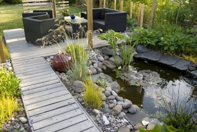 Jardines con piedras 45 fotos y sugerencias para su diseo y