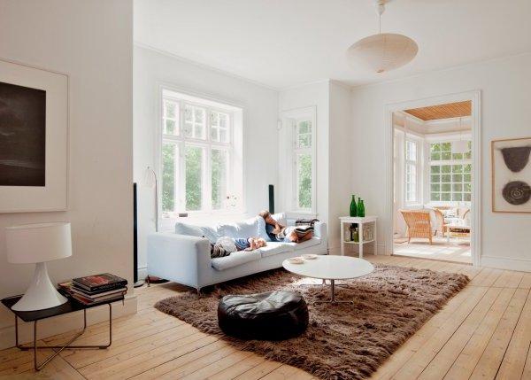40 salones minimalistas dise os modernos y consejos de - Disenos de salones ...