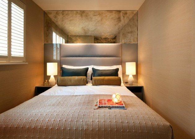Dormitorios peque os 50 fotos de decoraci n e ideas modernas for Dormitorios minimalistas pequenos