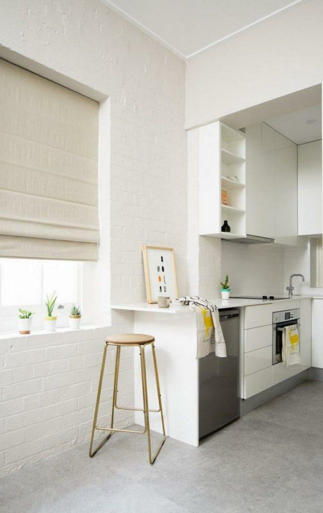 Cocinas Blancas Modernas 70 Fotos Inspiradoras E Ideas