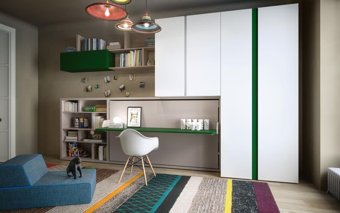 Dormitorios Juveniles Pequeños 20 Fotos E Ideas De Decoración