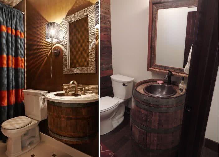 Muebles de baño modernos + de 50 fotos e ideas | Brico y Deco