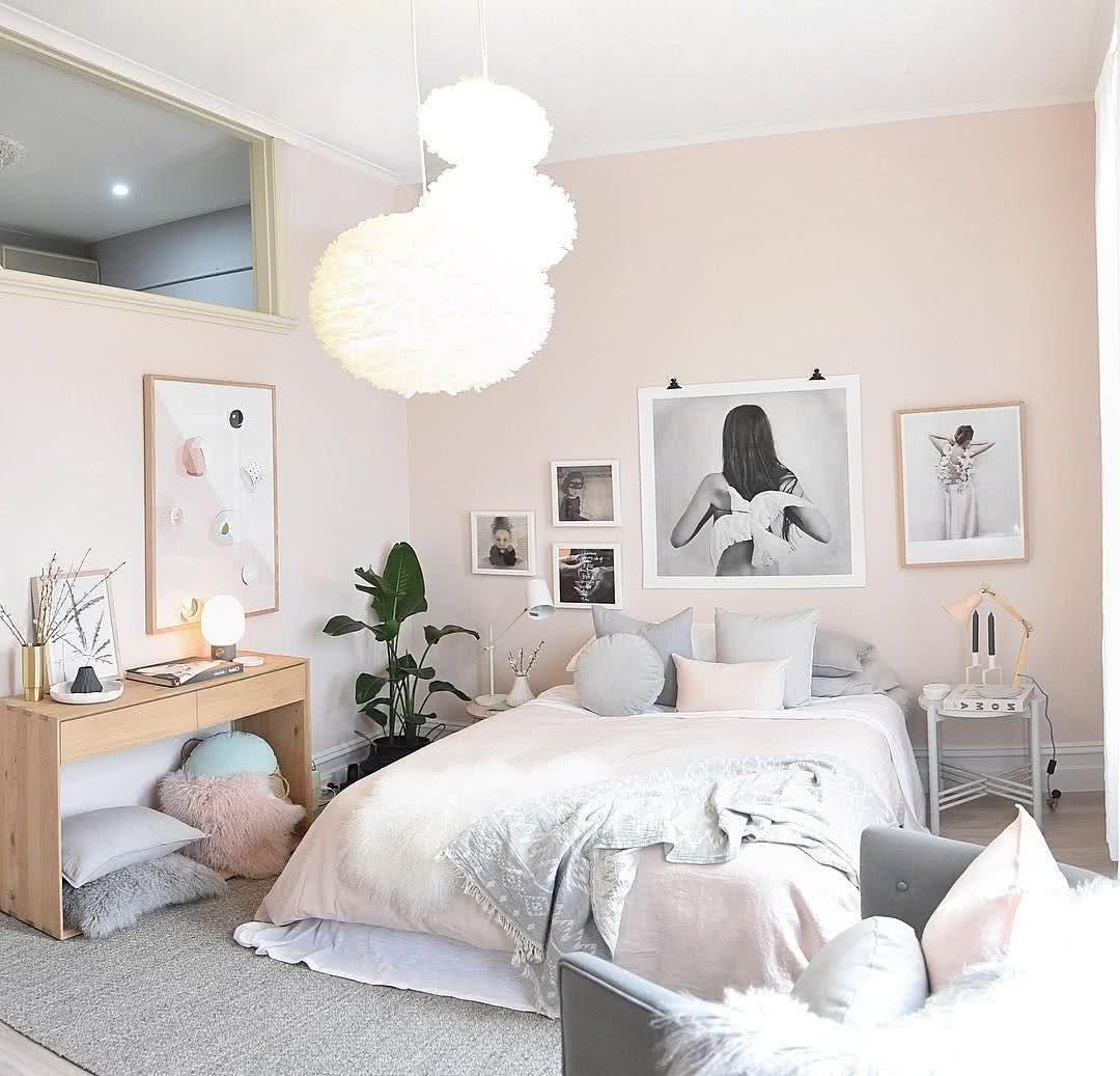 Habitaciones para adolescentes mujeres 30 im genes y consejos for Habitacion rosa para chicas