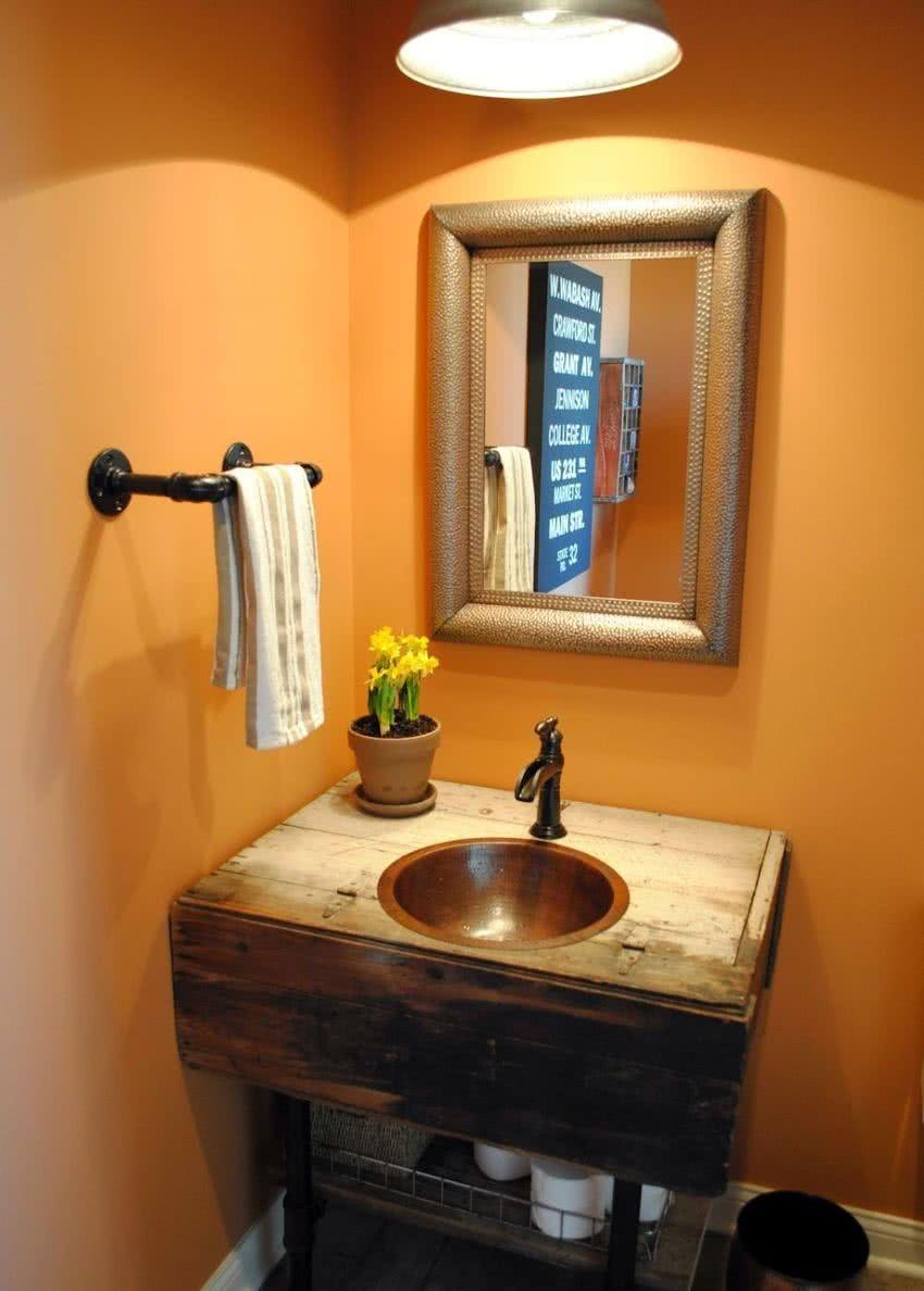 Muebles de ba o modernos de 50 fotos e ideas brico y deco for Muebles de bano bonitos