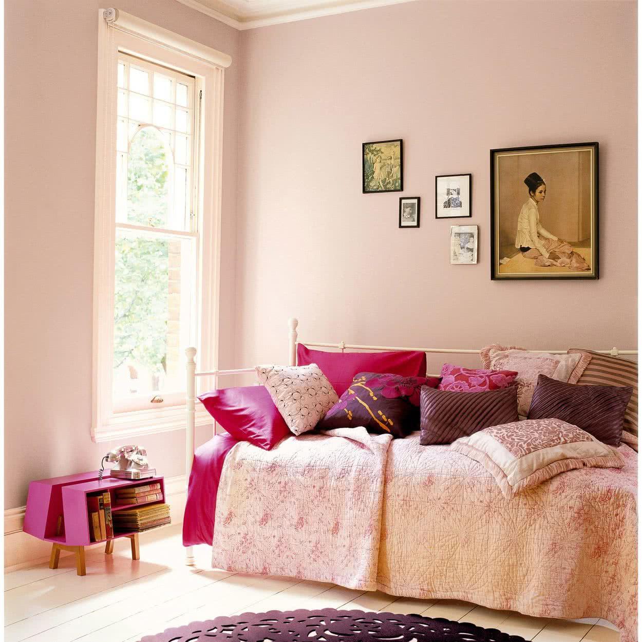 Habitaciones para adolescentes mujeres 30 im genes y consejos - Decoraciones para la pared ...