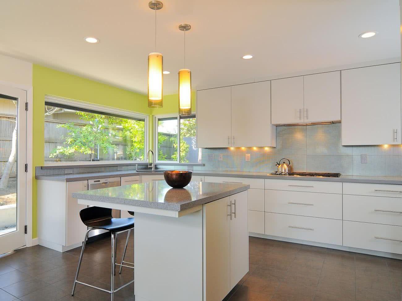 esquemas de colores de cocina atemporales Cocinas Blancas Modernas 70 Fotos Inspiradoras E Ideas