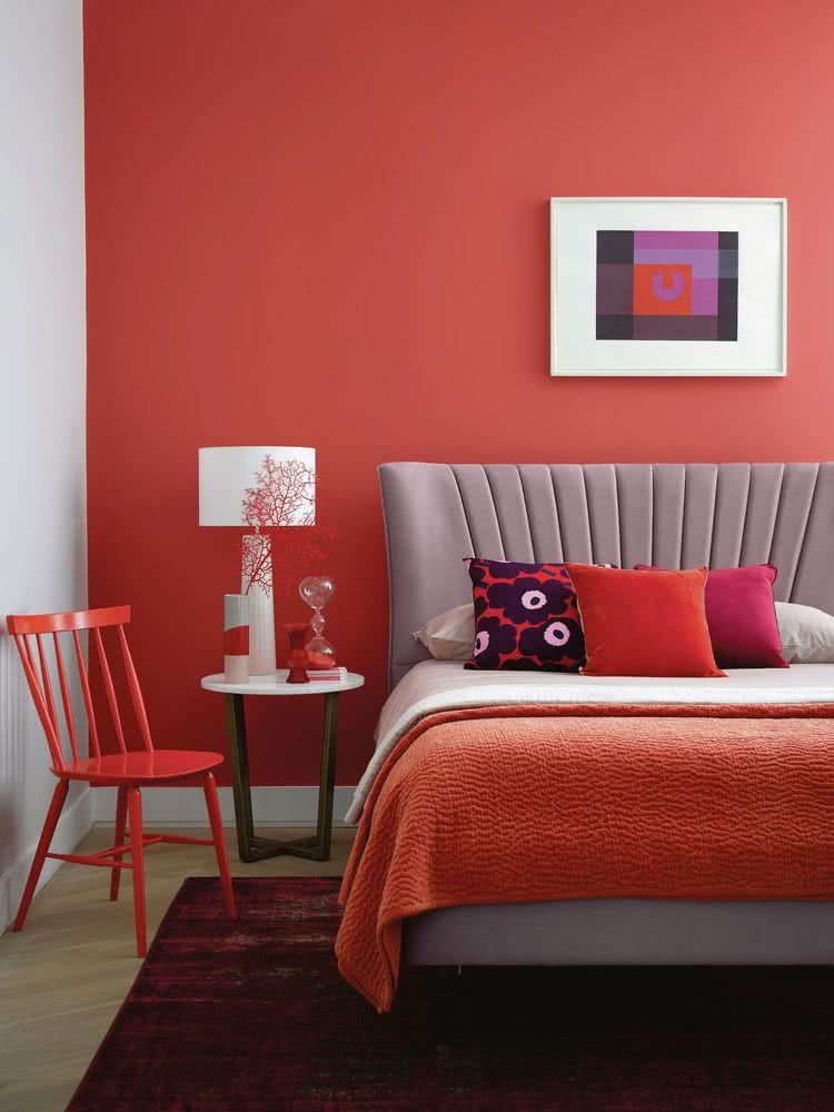 Cuartos Rojos Modernos 30 Fotos E Ideas Brico Y Deco