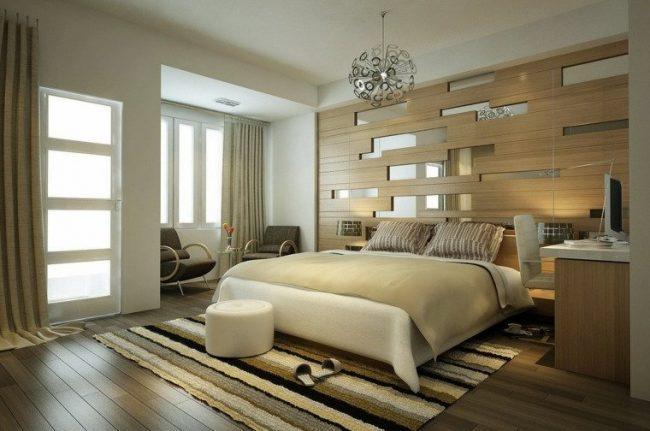 grandes espejos son una necesidad para los espejos de cuerpo entero y en pleno dormitorio son tiles para componer el vestuario del da