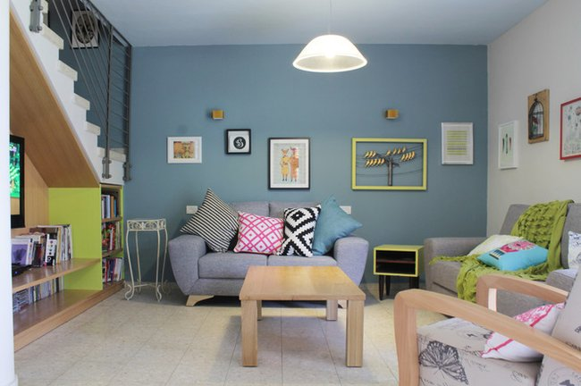 Decoraci n de salas 2019 150 fotos y tendencias modernas for Decoracion de la casa barata