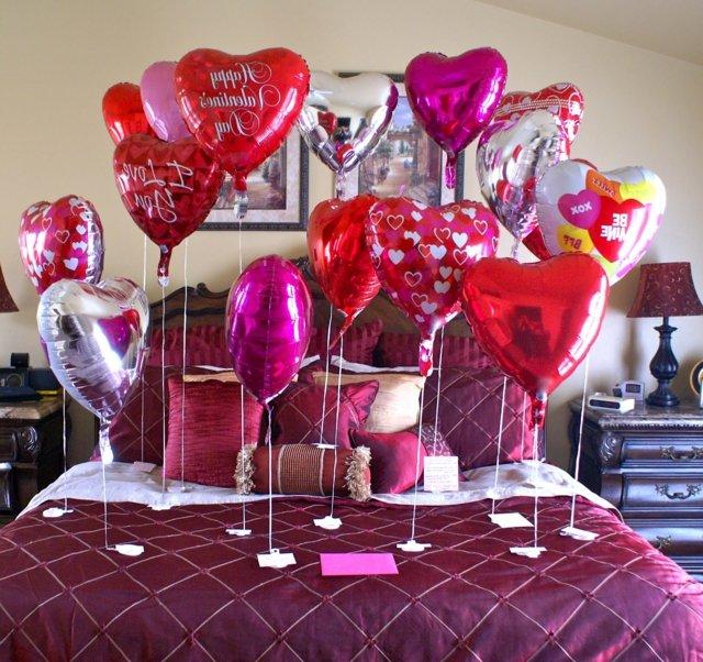 50 Ideas Para San Valentín 2020 2019 Para Dormitorios Mesas