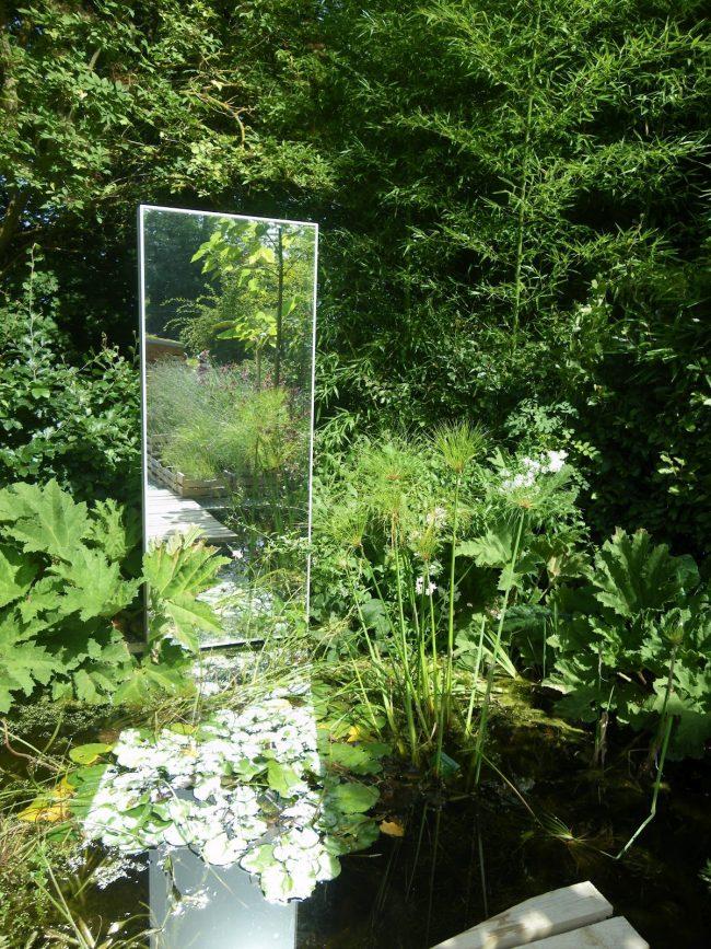 Decoraci n de jardines y patios modernos 140 fotos para for Como decorar patios y jardines