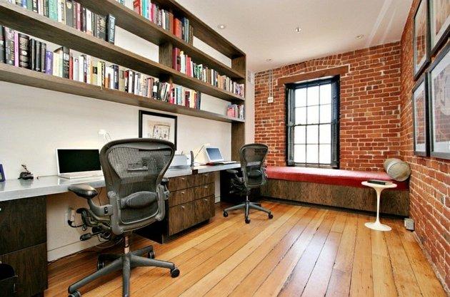 100 oficinas modernas y muchas ideas de decoraci n for Decoracion de oficinas creativas