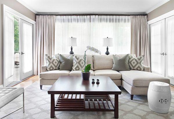 colores de pared azul para sala de estar Colores Para Salas 2020 2019 50 Fotos De Combinaciones