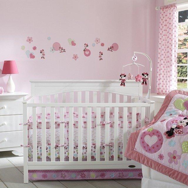 40 Habitaciones de bebé e ideas de decoración modernas | Brico y Deco