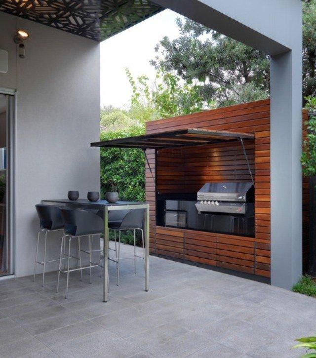 Dise o de jardines y patios 160 fotos e ideas modernas y for Diseno de jardines para eventos