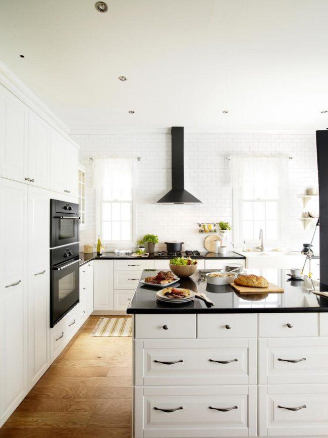 Cocinas modernas 2017 de 100 fotos de dise os e ideas de for J and b kitchen designs