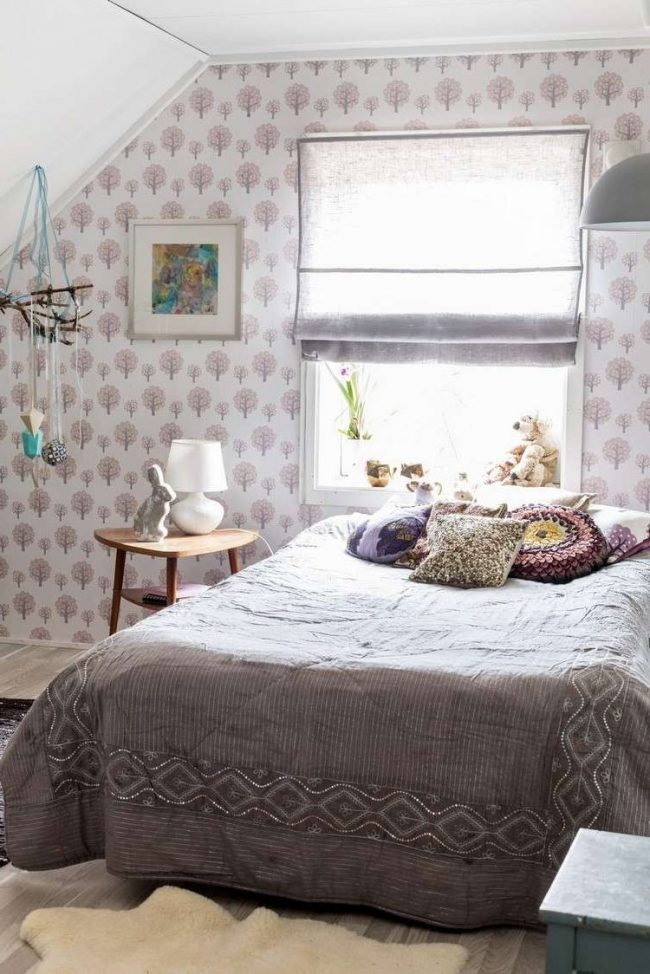 Decoraci n rom ntica moderna en casa 90 fotos e ideas chic for Modele de chambre a coucher romantique
