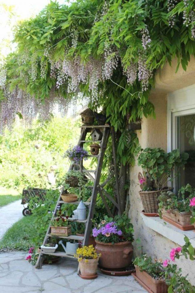 Decoración De Jardines Y Patios Modernos 140 Fotos Para