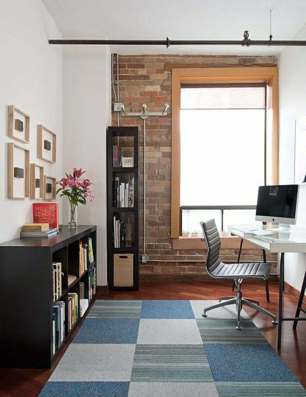 100 oficinas modernas y muchas ideas de decoraci n for Estilos de oficinas modernas