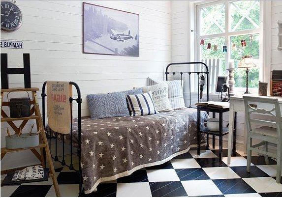 Casas vintage 70 salones comedores dormitorios cocinas y for Decoracion casa anos 60