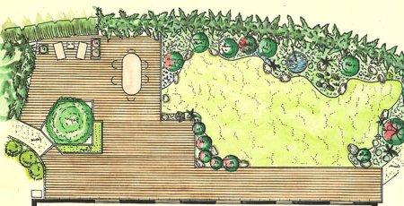 dise o de jardines y patios 160 fotos e ideas modernas y