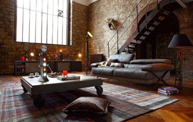 Casas vintage 70 salones comedores dormitorios cocinas y baños ...