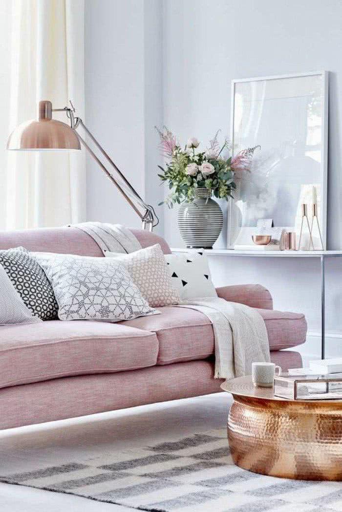 ideas elegantes de la sala de estar del país Muebles De Saln Modernos 2019 100 Fotos E Ideas