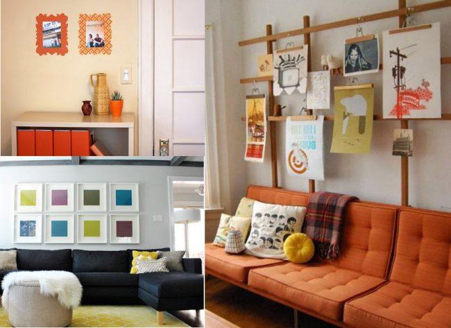 Manualidades para decorar las paredes