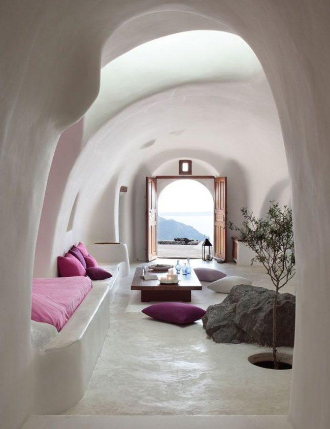 Casas mediterráneas 55 fotos e ideas de fachadas e interiores ...
