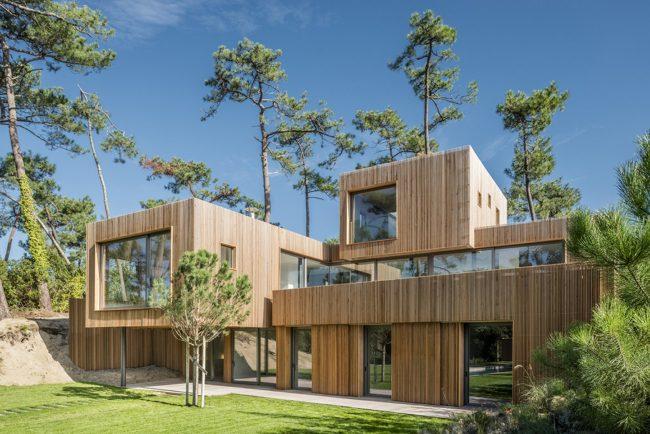 Casas modernas 2020 100 im genes de fachadas e interiores for Casa moderna jardines